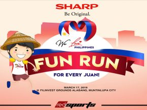 SHARP Philippines to Host Fun Run for Every Juan This March 17