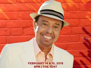 Sergio Mendes A Valentine's Concert @ The Tent at Solaire