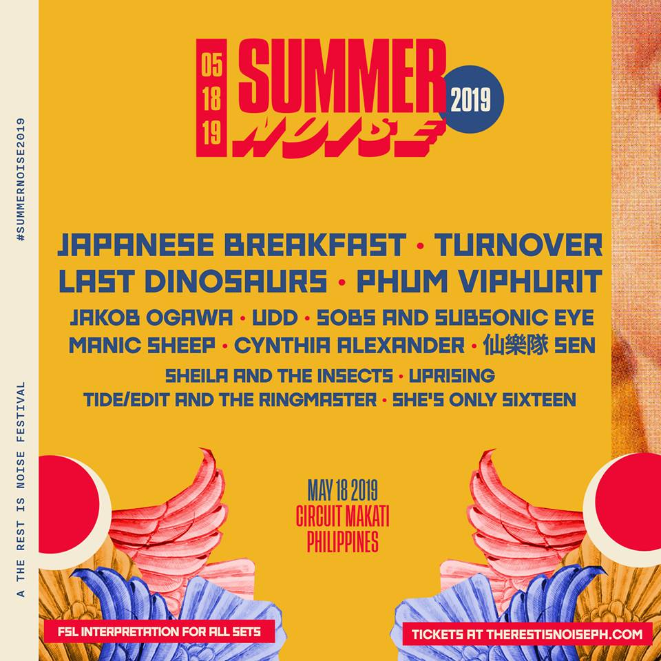 Summer Noise 2019 Features International and Local Music Artists on