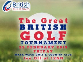 The Great British Golf Tournament Returns on February 22