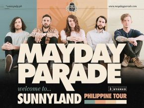 Mayday Parade Is Back in the Philippines for Sunnyland Tour 2019