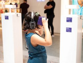 imagineNATION at iAcademy: An Exhibit of Design and Technology for the Future