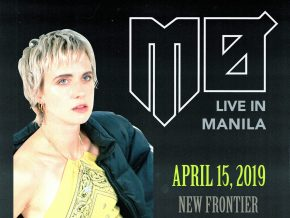 Danish Pop Artist MØ Live in Manila This April 2019