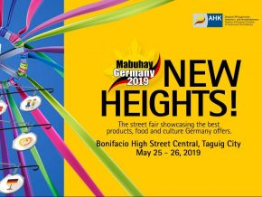 Mabuhay Germany Trade Show Returns this May 25-26, 2019