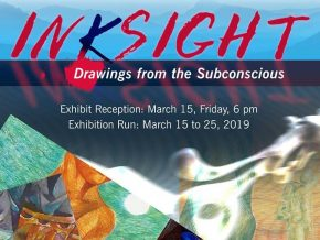 Gateway Gallery Presents Inksight One Man Exhibit This March 15-25