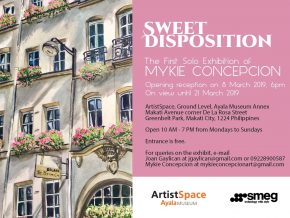 ArtistSpace Presents Sweet Disposition Exhibition on March 8