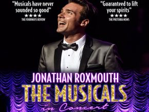 Catch Jonathan Roxmouth's The Musicals in Concert this April 13!