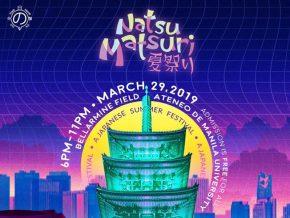 Natsu Matsuri: A Japanese Summer Festival in Manila This March 29!