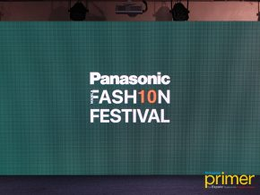 10th Panasonic Manila Fashion Festival on April 2 to 5, 2019