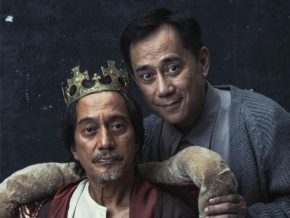 Witness REP PH's The Dresser Opening this May 10!