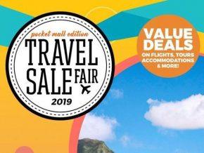 Travel Sale Fair Returns on April 26 to 28