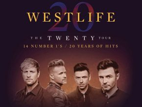 WESTLIFE Brings The Twenty Tour to Manila This July