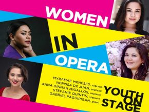 Witness Women in Opera at the Ayala Museum this March 28!