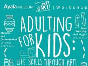 Ayala Museum's st'ART Program Opens This Summer 2019