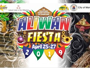 Aliwan Fiesta 2019 This April 25-27