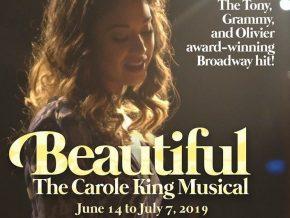 Beautiful: The Carole King Musical This June 14
