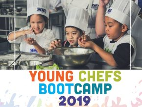 Young Chefs' Boot Camp 2019: Summer Training Camp for Budding Junior Chefs