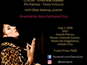 Hello Gorgeous! A Pre-Mother's Day Concert Happening this May 1!