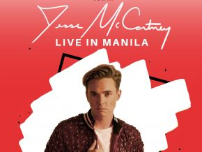Jesse McCartney Live in Manila This July 13