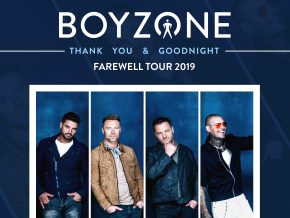 Boyzone: Thank You and Goodnight Farewell Tour in Manila This June 23