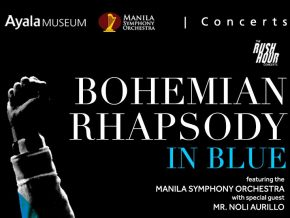 Ayala Museum Presents Rush Hour Concert Bohemian Rhapsody in Blue