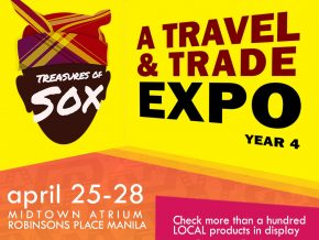 What to Expect At Treasures of SOX: DOT's Travel and Trade Expo 2019