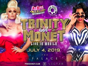 Trinity Taylor and Monét X Change Live in Manila this July!