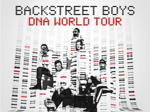 Backstreet Boys: DNA Tour