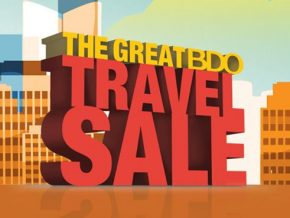 Fly Great Heights With The Great BDO Travel Sale 2019!