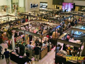 Orgullo Kan Bikol Trade and Travel Fair at Shangri-La Plaza on May 22-26