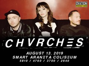 Catch CHVRCHES' Love Is Dead Asia Tour This August 13