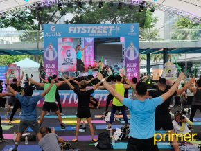 Sweat It All Out at Fitstreet in BGC This May 3-5