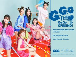 Catch K-Pop Group GFriend in Manila This August!