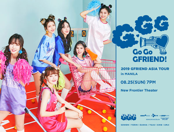 Catch K-Pop Group GFriend in Manila This August