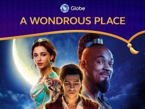 Experience a Whole New World at 'A Wondrous Place' An Aladdin-Inspired Fair!