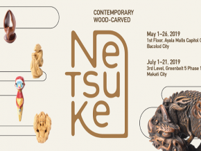 Catch the Japanese Netsuke Exhibition in Bacolod and Manila this May and July!