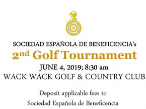 Tee-Off at Seb's Beneficial Golf Tournament This June!