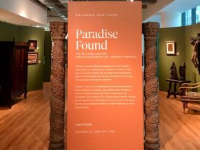 Salcedo Auctions' Paradise Found Is Happening This Saturday