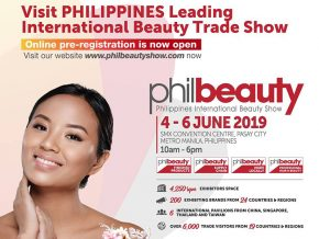 Catch the Philbeauty Show 2019 this June 4-6, 2019!
