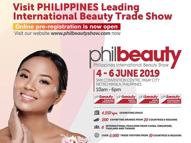 Catch the Philbeauty Show 2019 this June 4-6, 2019