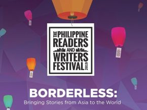 The Philippine Readers and Writers Festival Is Back With More Books This Year!