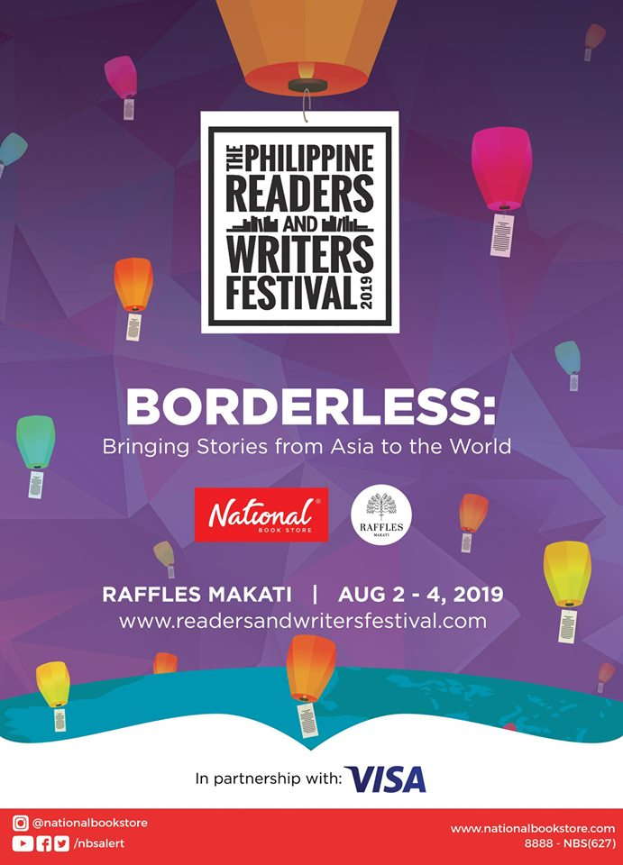 The Philippine Readers and Writers Festival Is Back With More Books