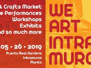 7 Things To Expect At The We ART Intramuros 2019!