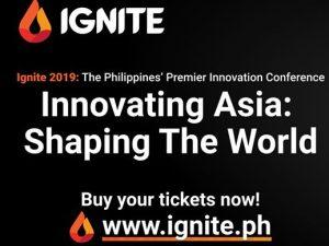 IGNITE 2019: Highlighting Asia's Global Startup Leadership @ Makati Shangri La