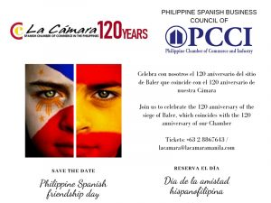 La Camara's Philippine-Spanish Friendship Day @ Dusit Thani Manila