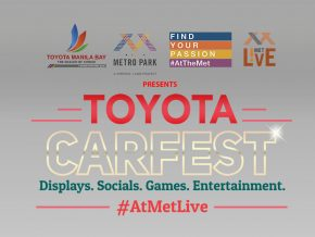 Toyota Carfest at Met Live in Pasay This May 26