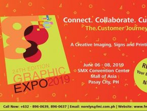 The 24th Graphic Expo Is Happening from June 6 to 8