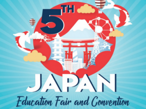 Join The 5thJapan Education Fair & Convention This September