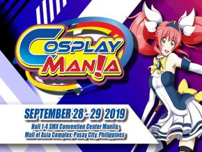 The Country's Largest Cosplay Mania Returns This September