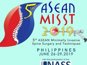 Learn More About Endoscopic Spine Surgery at the 5th ASEAN MISST This June